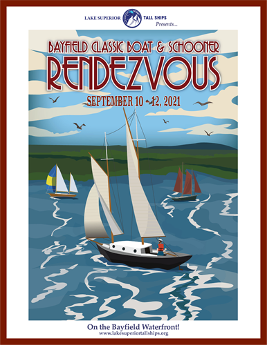 Tall Ships – Bayfield, WI